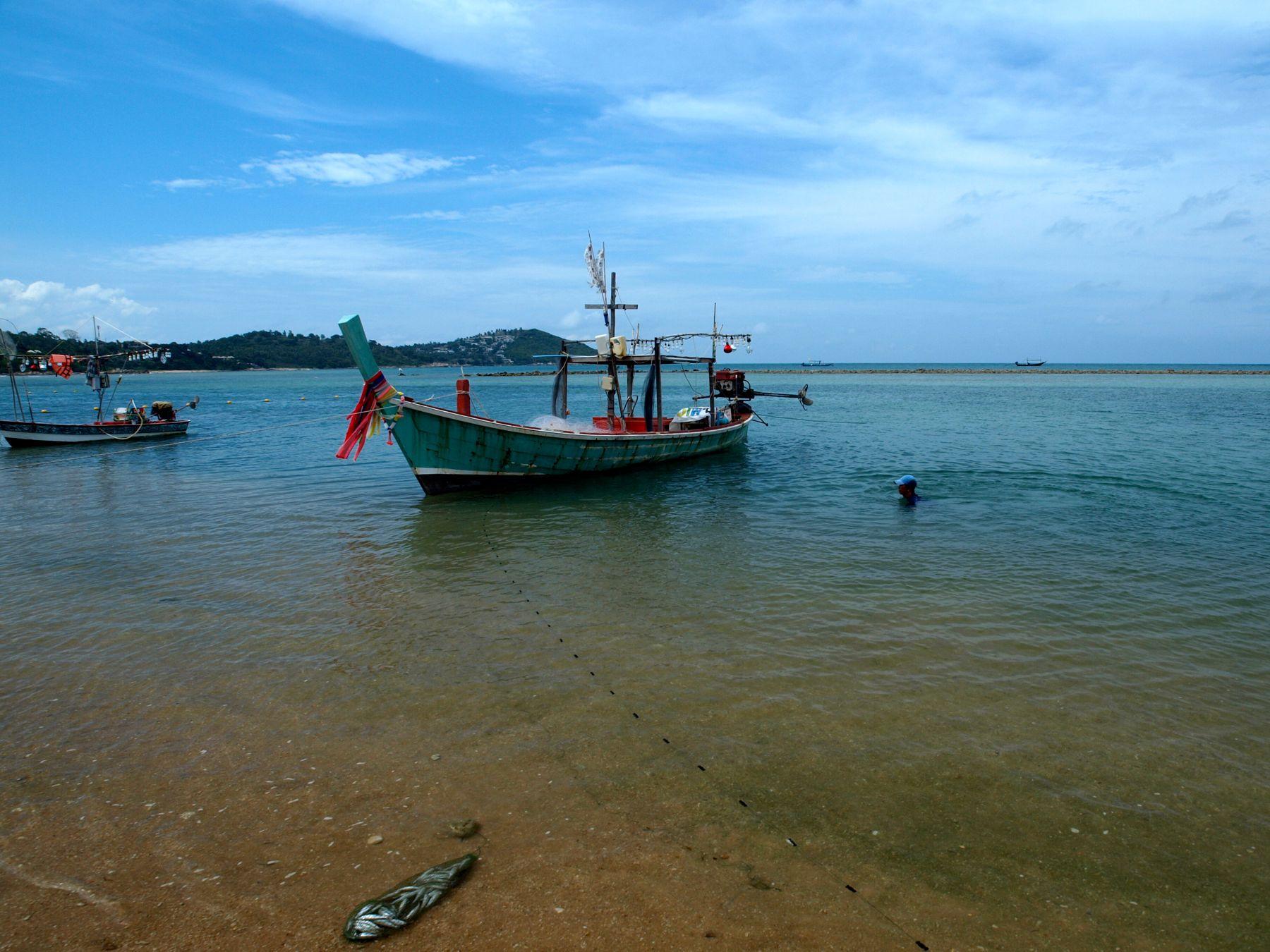 泰国苏梅岛风光